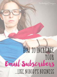 How to Increase Your Email Subscribers Like Nobody's Business